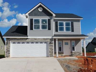 Inman Single Family Home For Sale: 286 Highland Springs Loop