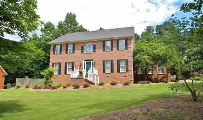 Spartanburg Single Family Home For Sale: E 200 Woodglen Rd