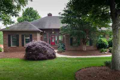 Duncan Single Family Home For Sale: 364 Old South Road