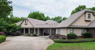 Simpsonville Single Family Home For Sale: 640 Harrison Bridge Road