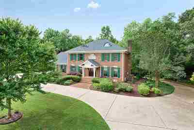 Spartanburg Single Family Home For Sale: 207 Hillsboro Trace