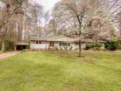 Spartanburg Single Family Home For Sale: 723 Dupre Drive