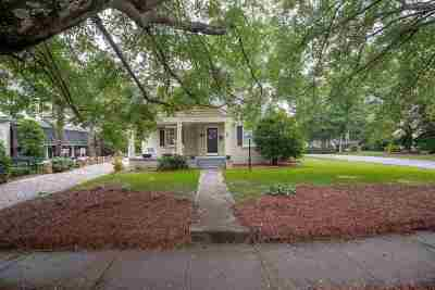 Spartanburg Single Family Home For Sale: 807 Palmetto Street