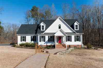 Woodruff Single Family Home For Sale: 727 Three Wood Ln
