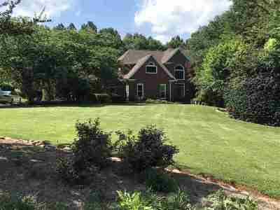 Spartanburg Single Family Home Contw/48hr 1st Rt Refusal: 317 Ashwick Court