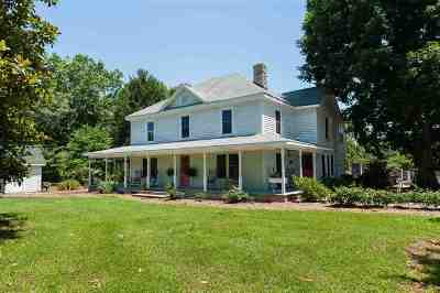 Campobello Single Family Home For Sale: N 200 Pacolet Road