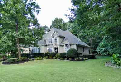 Spartanburg Single Family Home For Sale: S 440 Oakley Lane