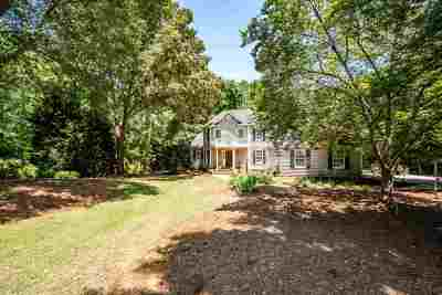 Spartanburg Single Family Home For Sale: 221 Creekridge Drive
