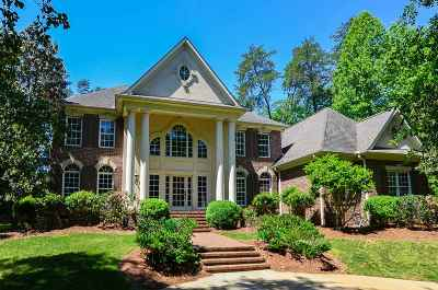 Spartanburg Single Family Home For Sale: 504 Carolina Club Drive