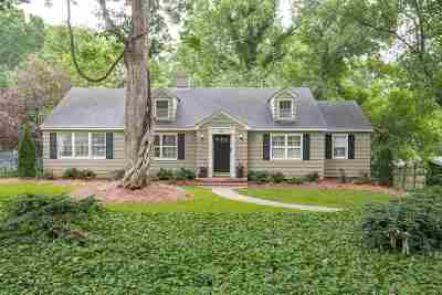 Spartanburg Single Family Home For Sale: 407 Forest Avenue