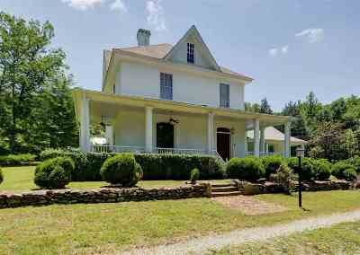 Spartanburg Single Family Home For Sale: 1551 Cedar Springs Road (Highway 56)