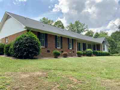 Spartanburg Single Family Home For Sale: 315 Old Canaan Road
