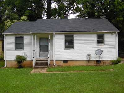 Spartanburg Single Family Home For Sale: 116 Cornell St