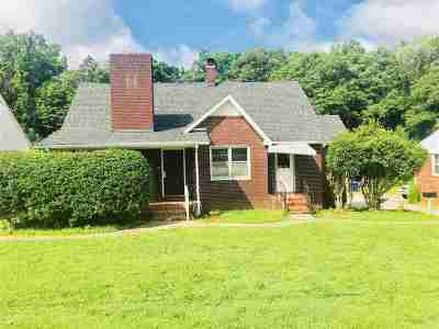 Spartanburg Single Family Home For Sale: 732 Asheville Hwy