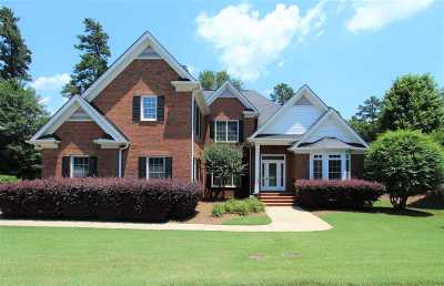 Simpsonville Single Family Home For Sale: 100 Weatherstone Lane