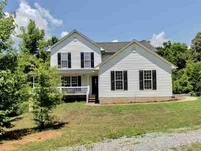 Campobello Single Family Home For Sale: 741 Hammett Rd