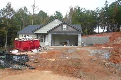Inman Single Family Home For Sale: 160 Harvest Ridge Dr