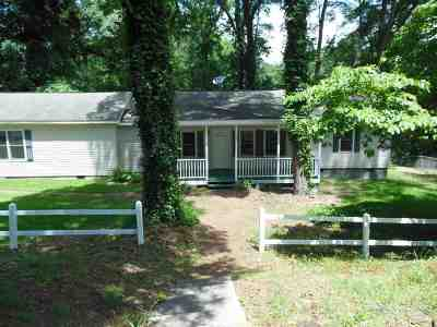Spartanburg Single Family Home For Sale: E 124 Crescent Rd.