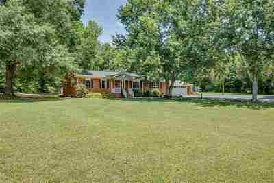 Inman Single Family Home For Sale: 202 Matheu Road