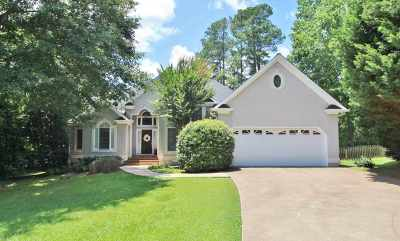 Spartanburg Single Family Home For Sale: 102 Gable Ct