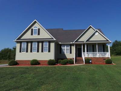 Inman Single Family Home For Sale: 6235 New Cut Rd