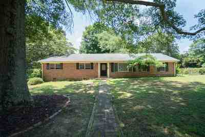 Spartanburg Single Family Home For Sale: 728 Lucerne Drive