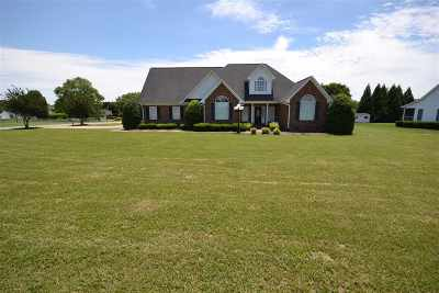 Woodruff Single Family Home For Sale: 7705 Reidville Road