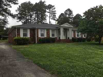 Spartanburg Single Family Home For Sale: 104 Maxton Street