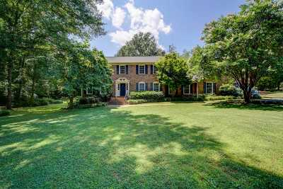 Spartanburg Single Family Home For Sale: 234 Dunbarton Dr