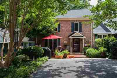 Spartanburg Single Family Home For Sale: 104 Grist Mill Terrace