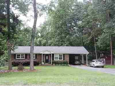 Spartanburg Single Family Home Contingent Upon Financing: 876 Beverly Drive