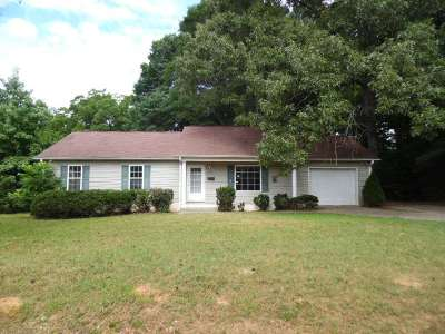 Spartanburg Single Family Home For Sale: 2431 Andrews Road