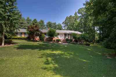 Spartanburg Single Family Home For Sale: 121 Fernbrook Circle