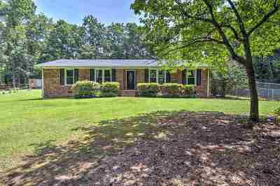 Greer Single Family Home For Sale: 418 Alexander Road