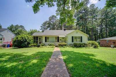 Spartanburg Single Family Home For Sale: 132 Inglewood