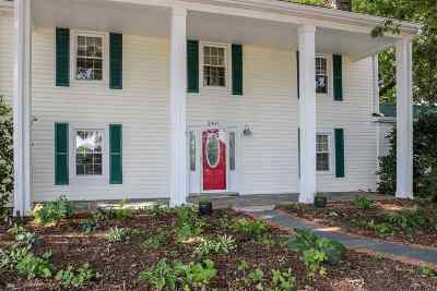 Inman Single Family Home For Sale: 2471 Holly Springs Road