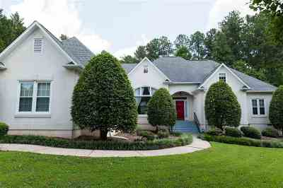 Spartanburg Single Family Home For Sale: E 216 Woodglen Road