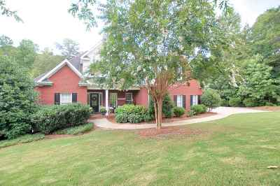 Spartanburg Single Family Home For Sale: 227 Hillsboro Trace