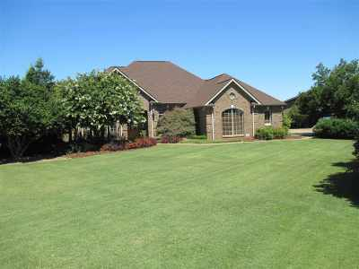 Woodruff Single Family Home For Sale: 106 Chandelle Ridge Drive