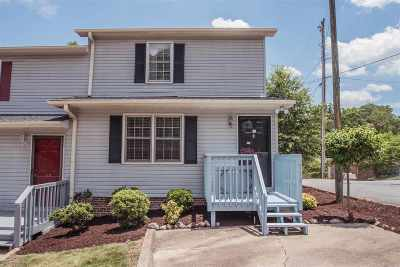 Greenville County Condo/Townhouse For Sale: 117 Sherwood Ave.
