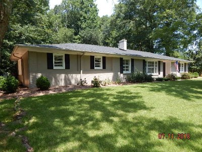 Spartanburg Single Family Home For Sale: 111 Greenbriar Rd