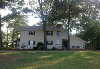 Woodruff Single Family Home For Sale: 905 Wofford Road