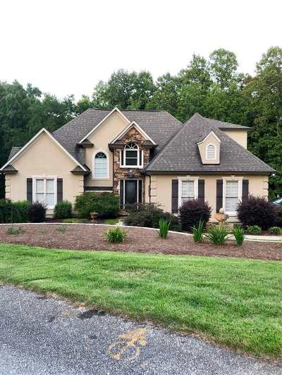 Spartanburg Single Family Home For Sale: 409 Old Iron Works Rd