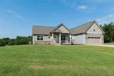 Inman Single Family Home For Sale: 136 Pine Tree Road