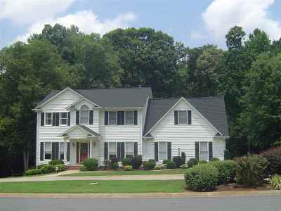 Inman Single Family Home For Sale: 763 Ship Wreck Place