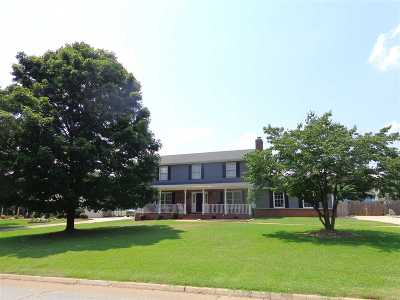 Spartanburg Single Family Home For Sale: 408 Harrison Ln.