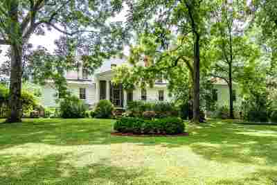 Spartanburg Single Family Home Contw/72hr 1st Rt Refusal: 3550 Glenn Springs Road