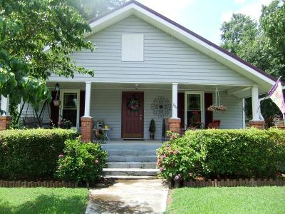 Woodruff Single Family Home For Sale: 807 Buncombe St. Ext.