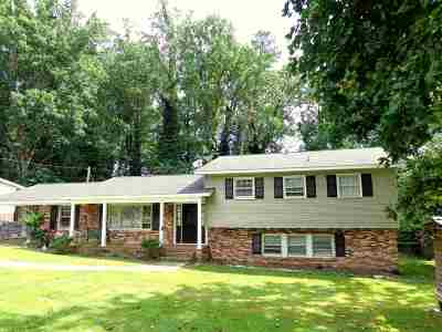 Spartanburg Single Family Home For Sale: 105 Spring Valley Dr.