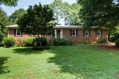Spartanburg Single Family Home For Sale: 415 Ransdell Drive